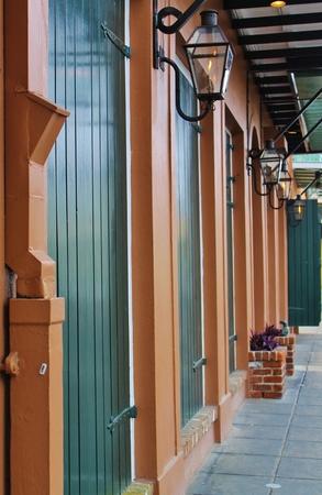 creole: Urban Doors