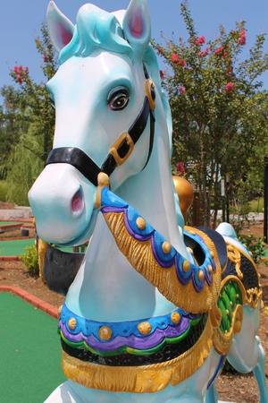 carousel horse: Carousel Horse
