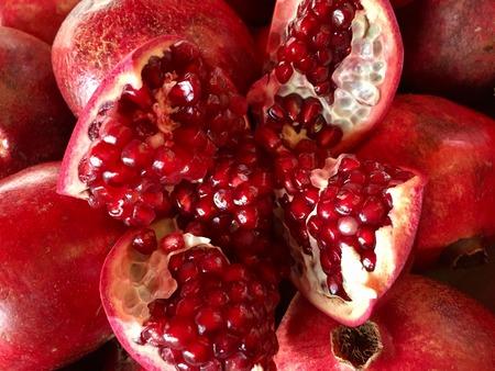 Pomegranate Stock fotó