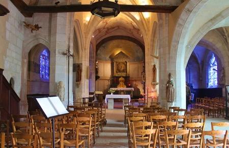 Medieval Church Editorial