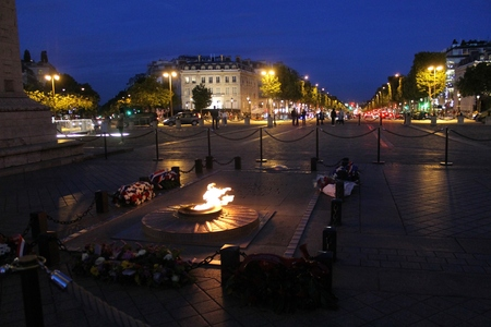 Eternal Flame, Paris