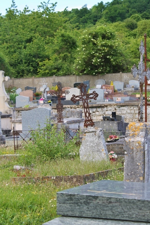 cemetary: French Cemetary