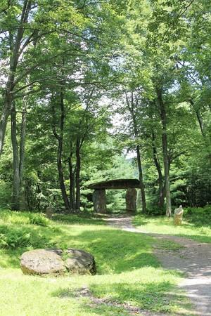 monolithic arch