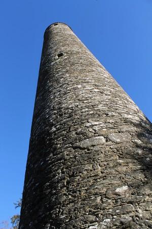 Round Tower 写真素材