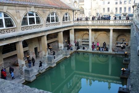 Ancient Roman Baths, Bath UK