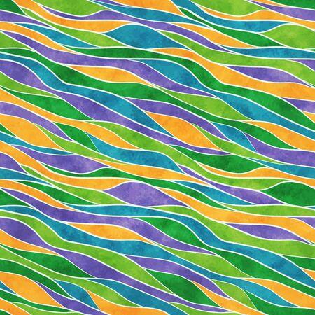 wavy seamless pattern Çizim