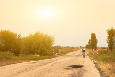road bike: Road