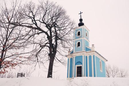 Winter Chapel photo