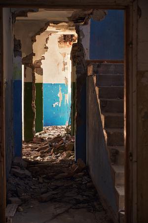 abandoned: Abandoned
