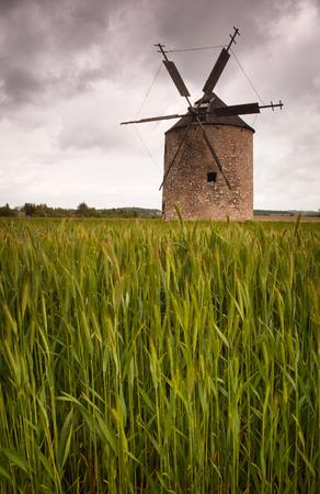 industrial heritage: Windmill