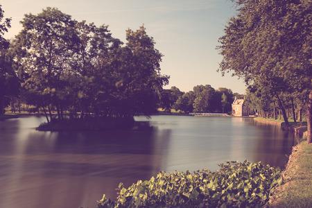 lake dwelling: Park