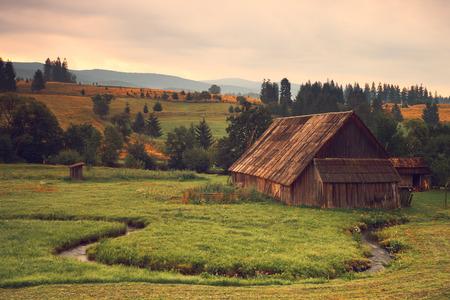 Beautiful countryside Stock Photo - 35425825