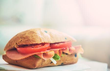 bocadillo: S�ndwich Delecious