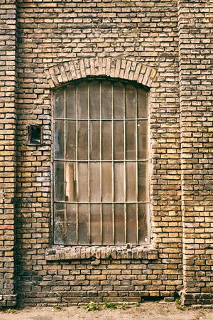 abandoned: Abandoned windows Stock Photo