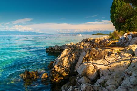 Landscape photo of Krk Island