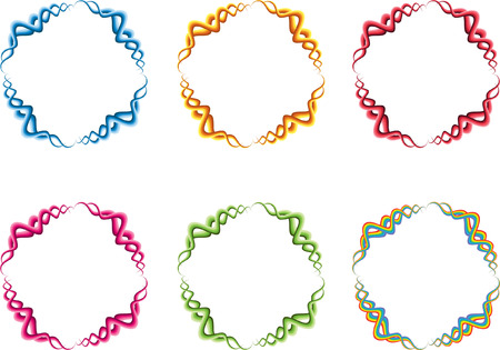 vector line border