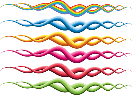 vector line Vettoriali