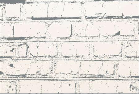 Zusammenfassung in Form eines wei�en alten Mauer.
