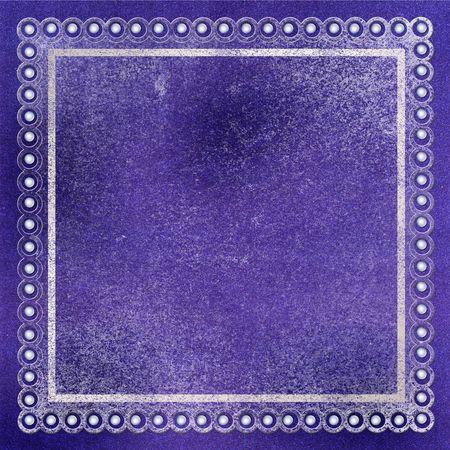 blue velvet: Abstract winter background for invitation and photo. Velvet.  Stock Photo
