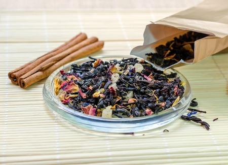 Tea with Goji berries