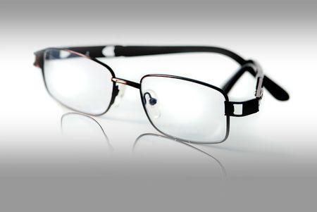 Glasses,lans Stock Photo