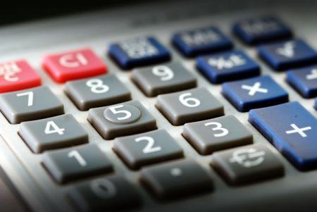 Machine calculation.