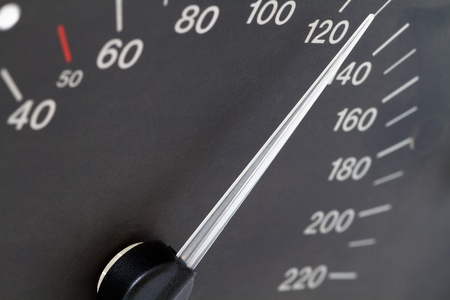 speed too fast Stock Photo
