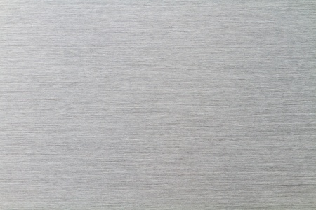 brushed steel or aluminium background texture
