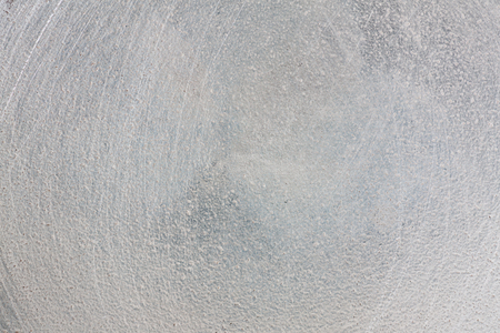 Closeup metal texture german silver. Can be used as background. Stock Photo