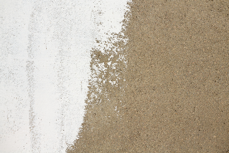background texture white rough plastered walls