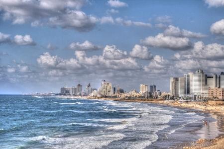 tel: Tel Aviv Stock Photo