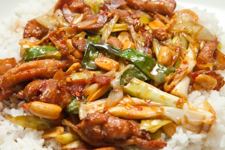 overwhite: Isolated overwhite - traditional Asian food