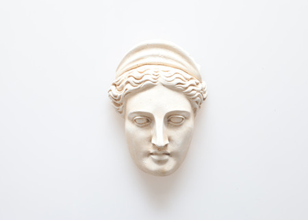 Head of Hera sculpture