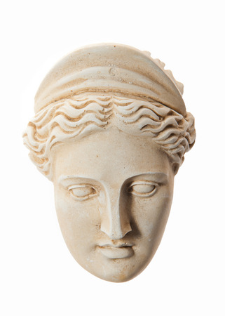 Head of Hera sculpture  photo