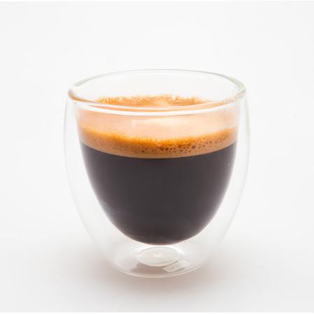 Espresso colpo Archivio Fotografico - 29742855