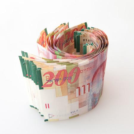 200 Shekel notes