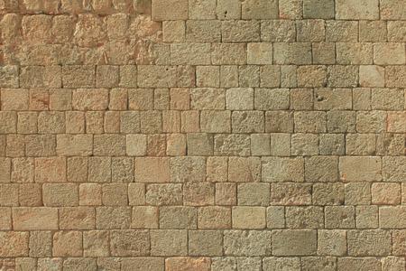 Ancien mur de pierre Banque d'images - 32697122