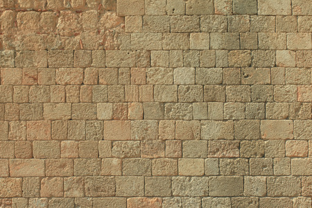 Ancient stone wall Banco de Imagens - 32697122