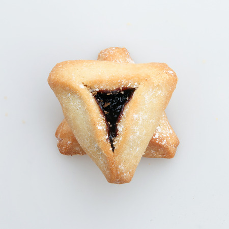 hamantaschen: Traditional Jewish holiday food -  Purim Hamantaschen