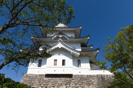 The original Ninja castle of Iga Ueno