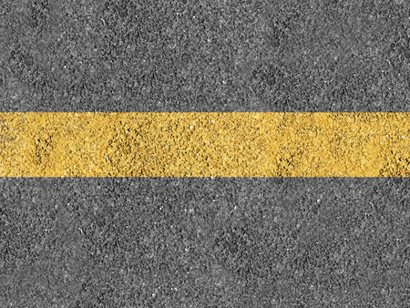 yellow paint: Asphalt with  yellow line