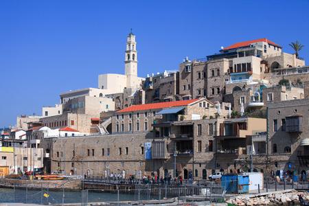 old port: Old port of Jaffa Editorial