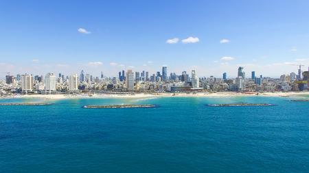 tel: Tel Aviv skyline