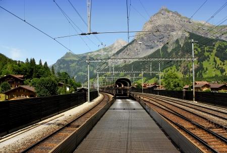 cape mode: Bergbahn
