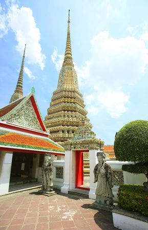 southeastern: Thai Authentic Architecture Grand Palace Bangkok