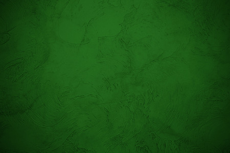 painted background: Close up texture of green wall background