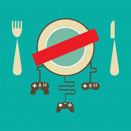 don't: don t play with food