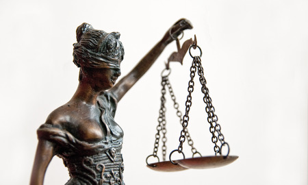 criminal act: Lady Justice - Temda - Themis