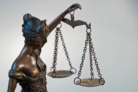 dama justicia: Temida - Se�ora Justicia - Themis Foto de archivo