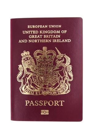 national identity: Passaporto del Regno Unito di Gran Bretagna e Irlanda del Nord